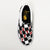 VANS <BR> VIVIENNE WESTWOOD CLASSIC SLIP-ON 'ANGLOMANIA CHECKERBOARD' (BLACK / WHITE)