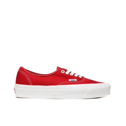 VANS VAULT <BR> OG AUTHENTIC LX (RED)