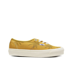 VANS VAULT <BR> OG AUTHENTIC LX 'CANVAS / ISLAND LEAF' (MARCISSUS / HARVEST GOLD)