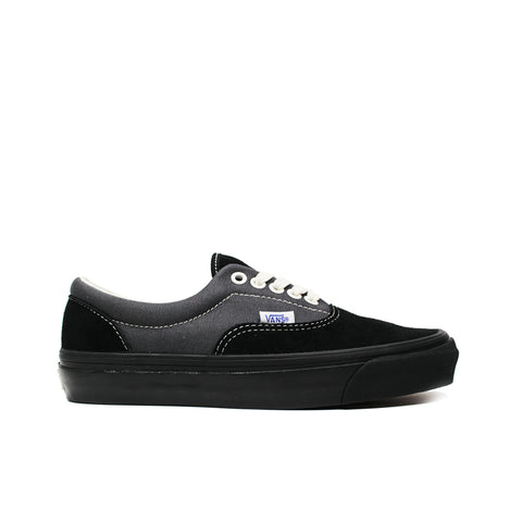 VANS VAULT <br> OG ERA LX 'SUEDE / CANVAS' (BLACK / FORGED IRON)