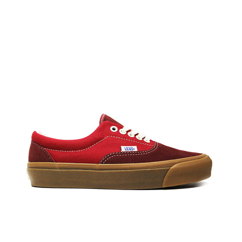 VANS VAULT <br> OG ERA LX 'SUEDE / CANVAS' (JESTER RED)