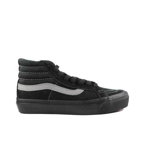 VANS VAULT <BR> OG SK8-HI LX 'NUBUCK/LEATHER' (BLACK / ASH)