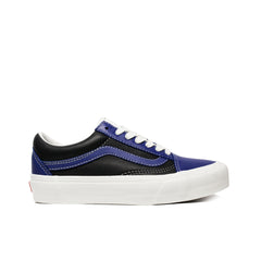 VANS VAULT<BR>UA OLD SKOOL VLT LX (TRUE BLUE)