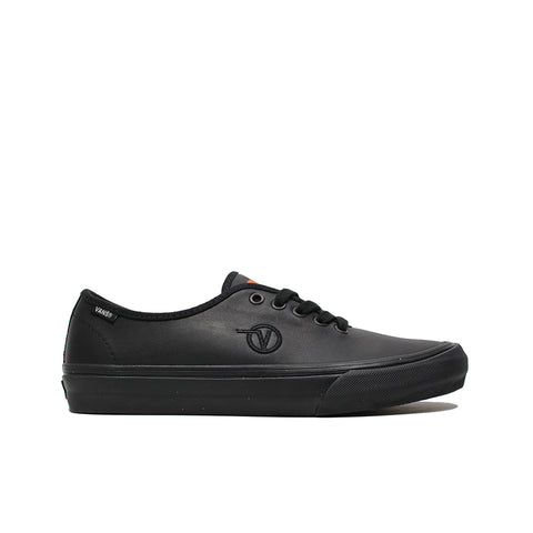VANS VAULT <BR> TAKA HAYASHI AUTHENTIC ONE 'LEATHER' (BLACK)