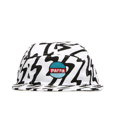 by PARRA<BR>'STATIC' 5-PANEL CAP