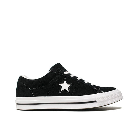CONVERSE <BR> CONS ONE STAR OX (BLACK)