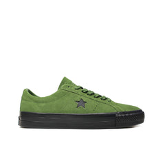CONVERSE <BR> CONS SUEDE ONE STAR PRO OX (CYPRESS GREEN)