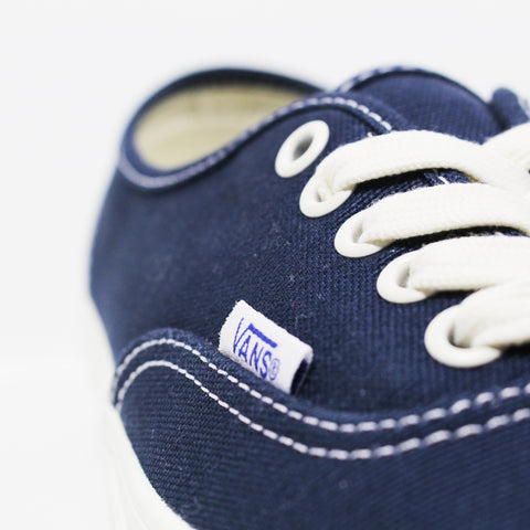 VANS VAULT <br> U OG AUTHENTIC LX (DRESS BLUE)