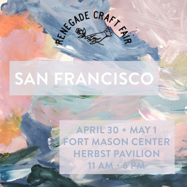 SF Renegade Craft Fair