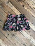 Breezy Shorts in Dark Bloom