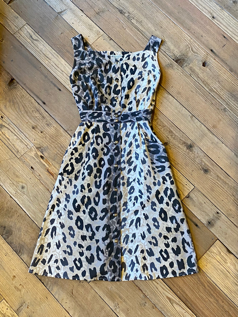Sheet Dress in One of a Kind in XX Large