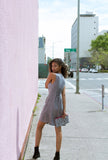 Loretta Dress in Rayon Chambray