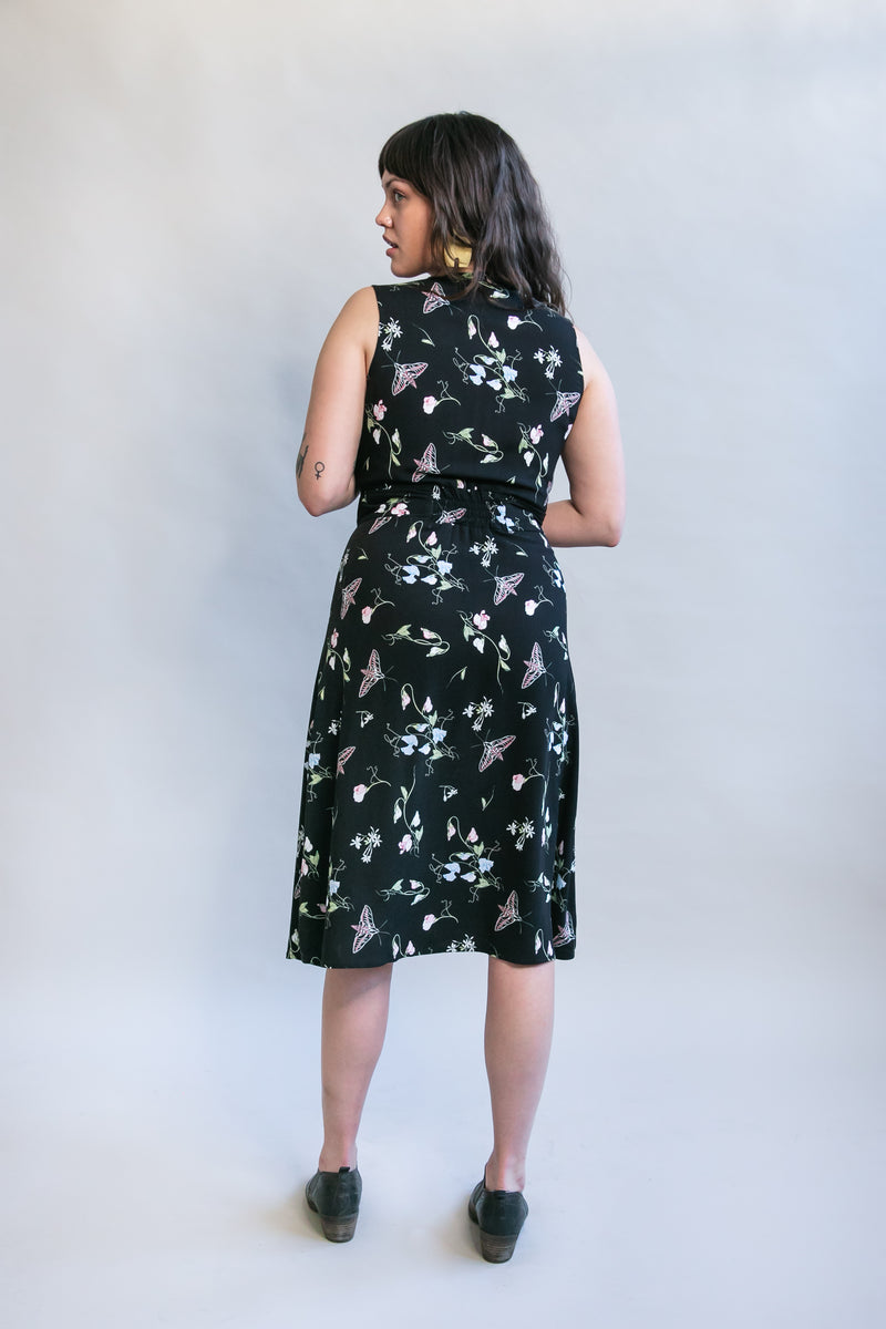 Winona Dress in Sweet Pea