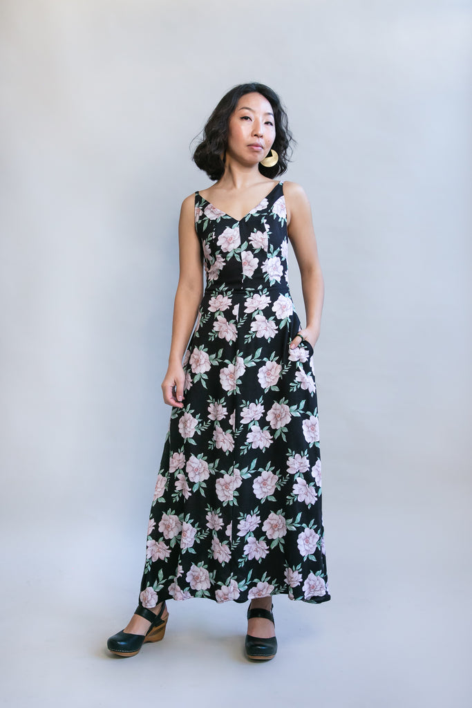 Meadow Dress in Magnolia