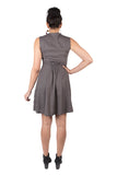 Sleeveless Fiona in Ash Portifino