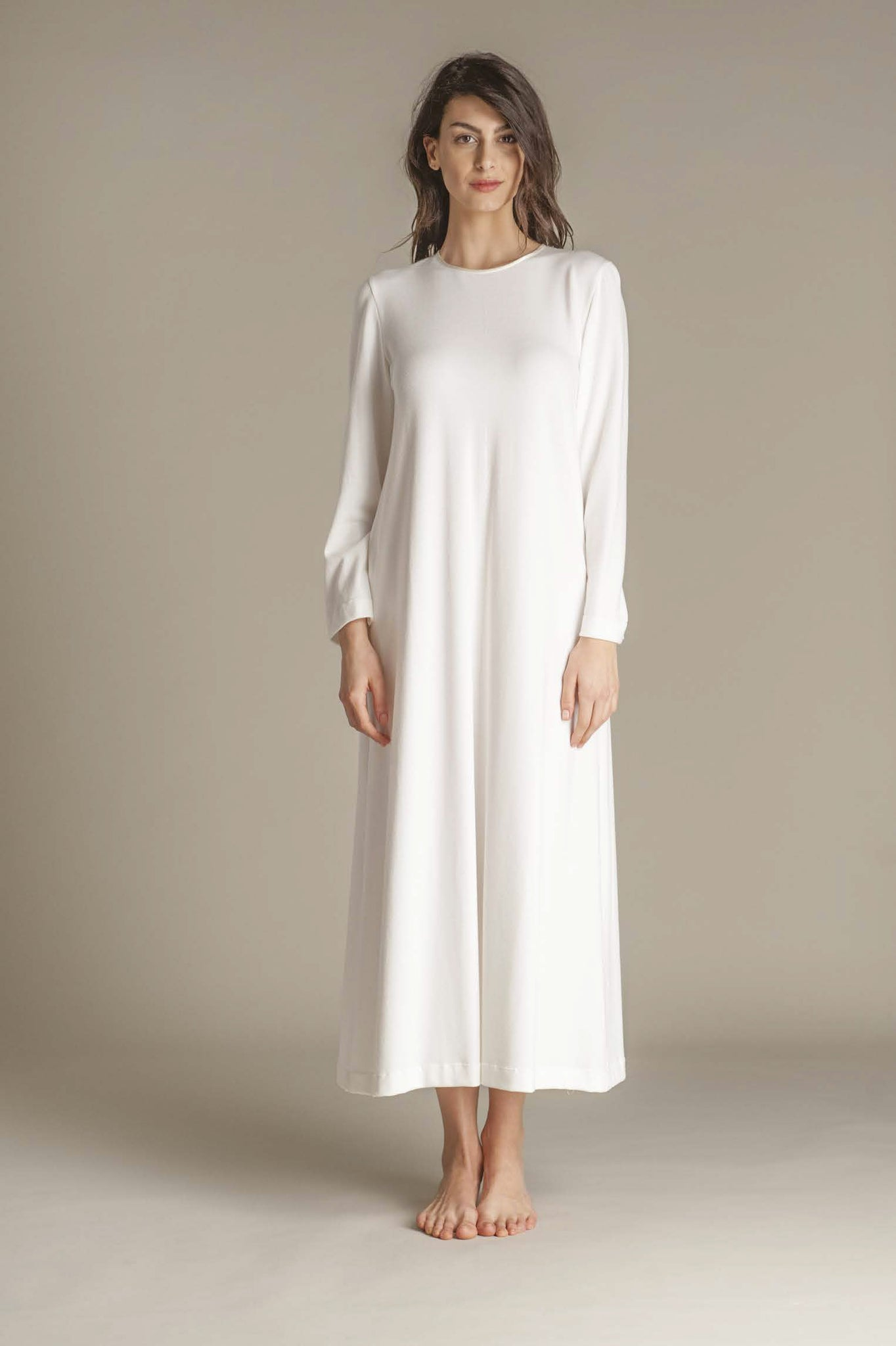 Jasmine - Jersey nightgown