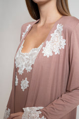 Jersey Robe - Dress - italian lingerie