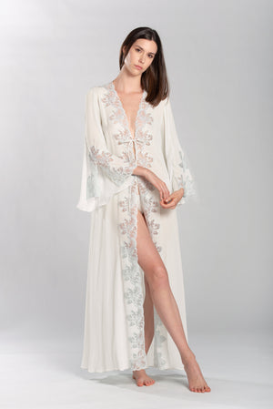 Bird of Paradise - Robe - italian lingerie