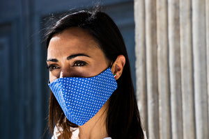 Scorpion Cashmere - Removable Filter Cotton Face Mask -  - italian lingerie