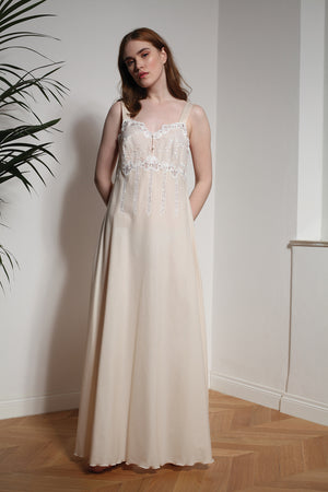 Mussola Nightgown