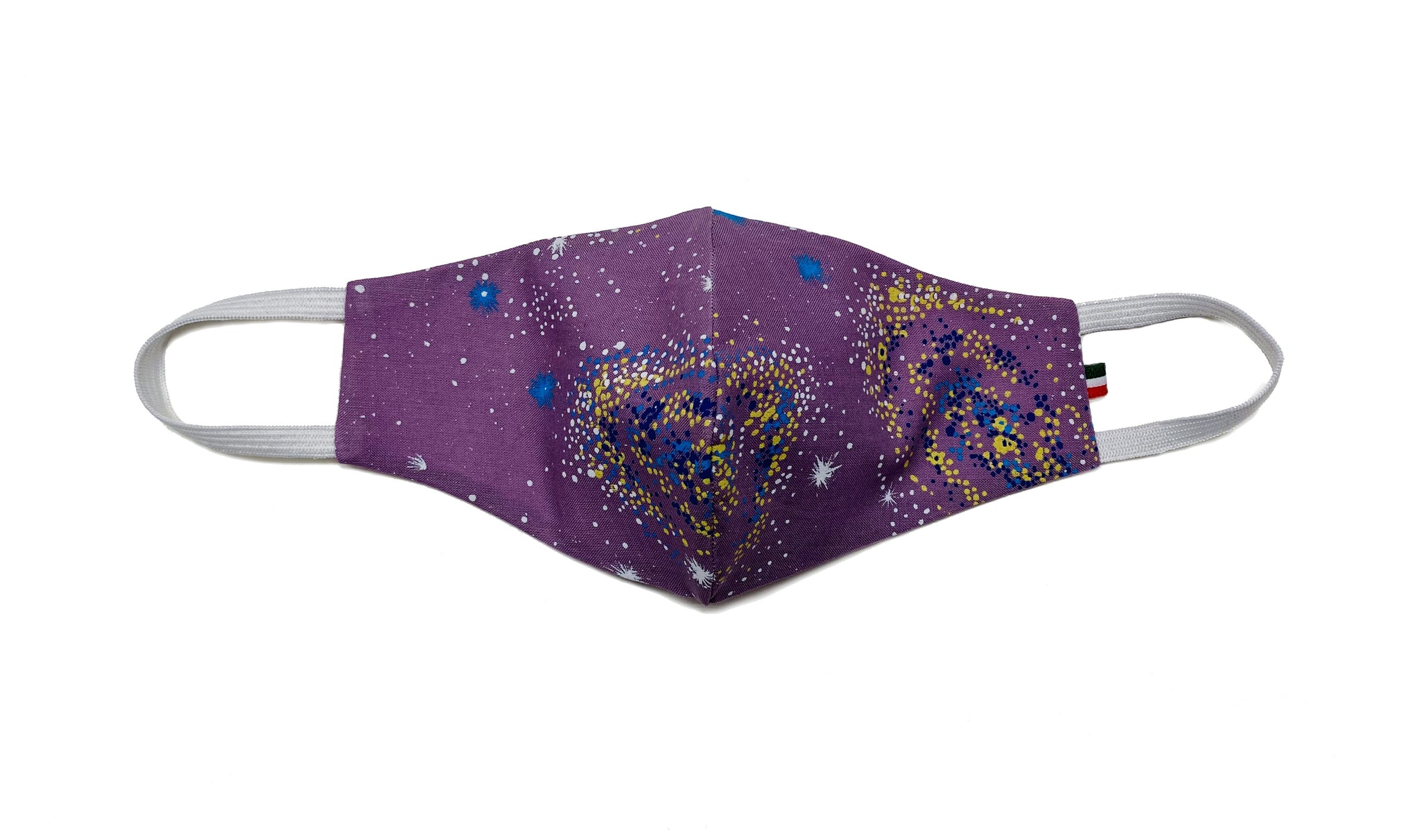 Mini Scorpion Galaxy - Removable Filter Cotton Face Mask -  - italian lingerie