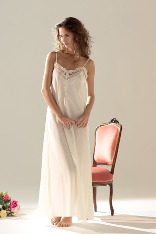 Dalia - Set Nightgown Robe