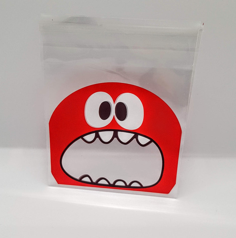 See-through Monster Gift Bag