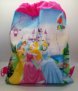 Disney Princesses Drawstring Bag
