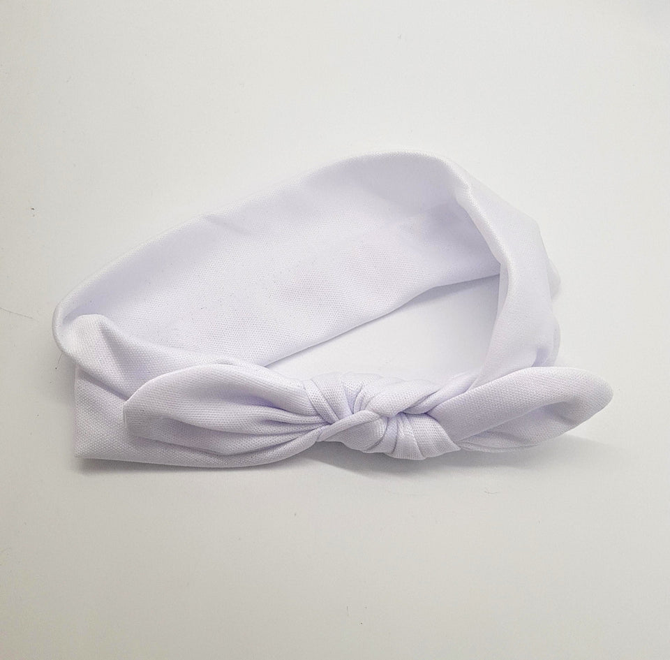 Bowknot Fabric Headband