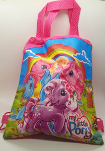 My Little Pony Backpack Drawstring Bag