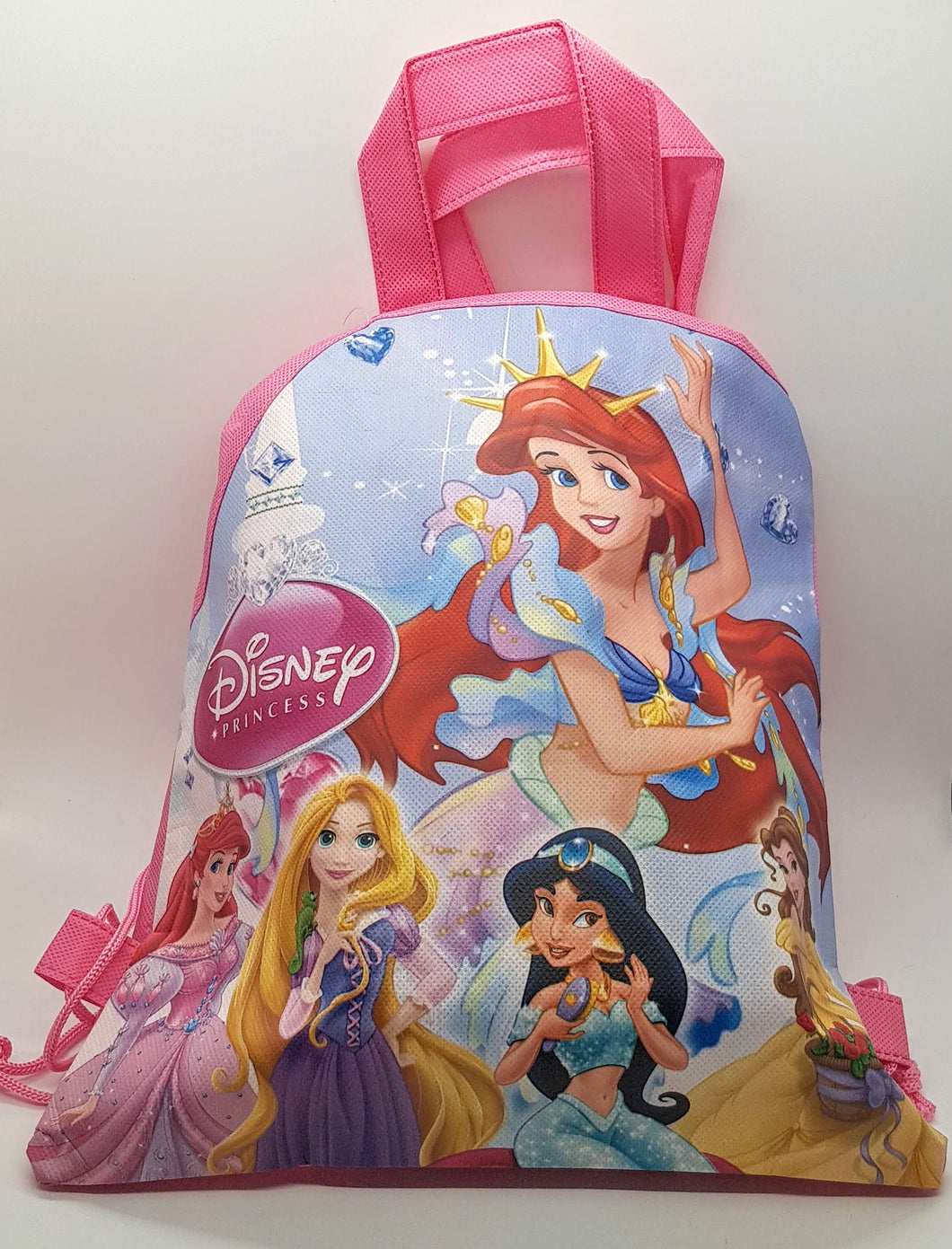 Disney Princesses Backpack Drawstring Bag