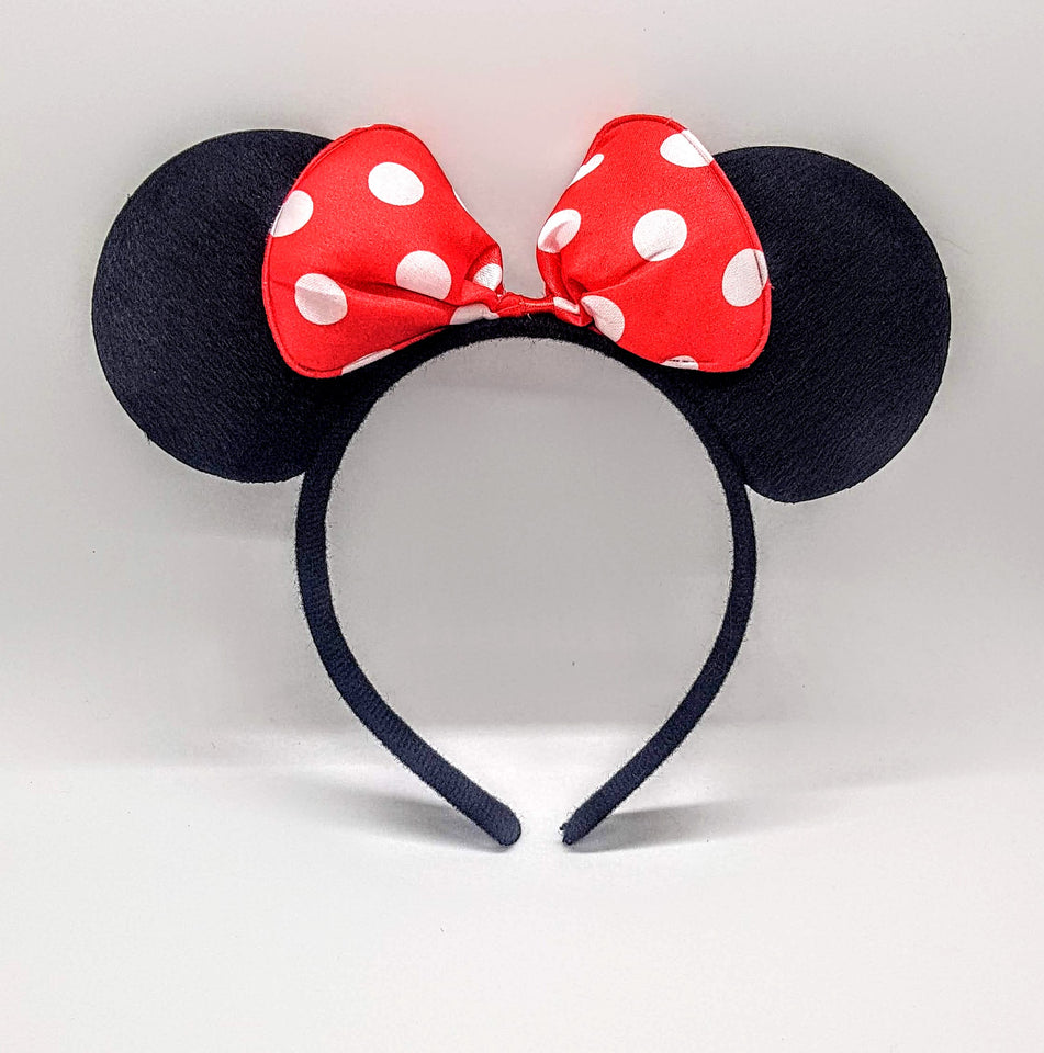 Minnie Mouse Ears Band