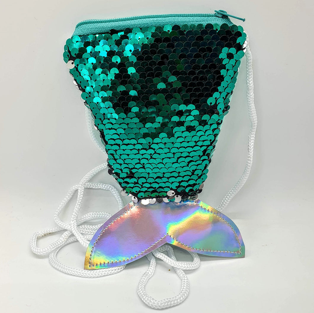 Mermaid Tail Pouch/Bag