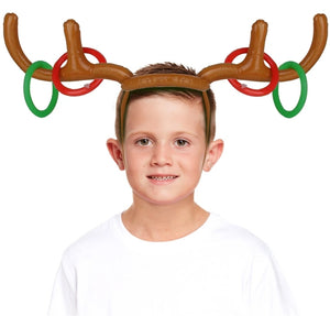 Inflatable Antler Game