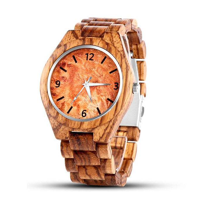 West End Bamboo Watch