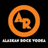 ALASKAN ROCK VODKA - 1 SLIGHTLY IMPERFECT BOTTLE