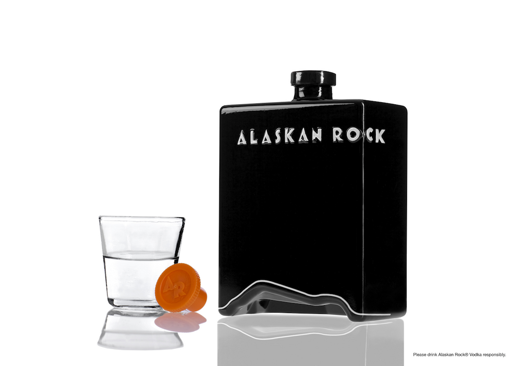 Alaskan Rock Vodka - 1 perfect bottle