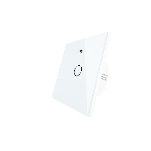 Smart Light Switch - TouchPanel - RF433