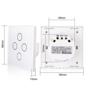 Smart Fan Switch - Light Switch