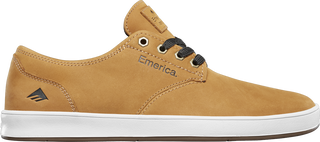 emerica the romero laced brown gold black