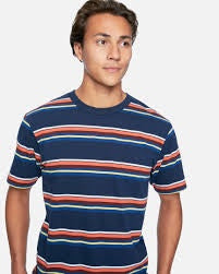 hurley dri-fit harvey stripe patch obsidian