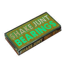 Shake Junt Bearings Triple OG Abec7