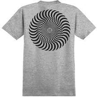 spitfire classic swirl t athletic heather