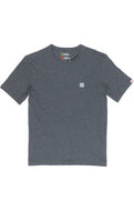 element serpent ss tee grey heather
