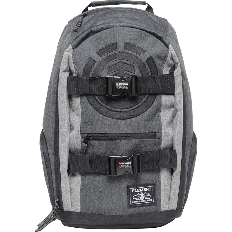 element mohave backpack dark heather
