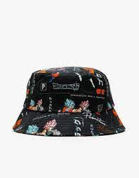 Primitive Goku Versus Bucket Hat Black