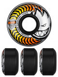 spitfire wheels charger classics fade black 54mm 80hd