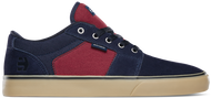 etnies barge ls navy/ red/ gum