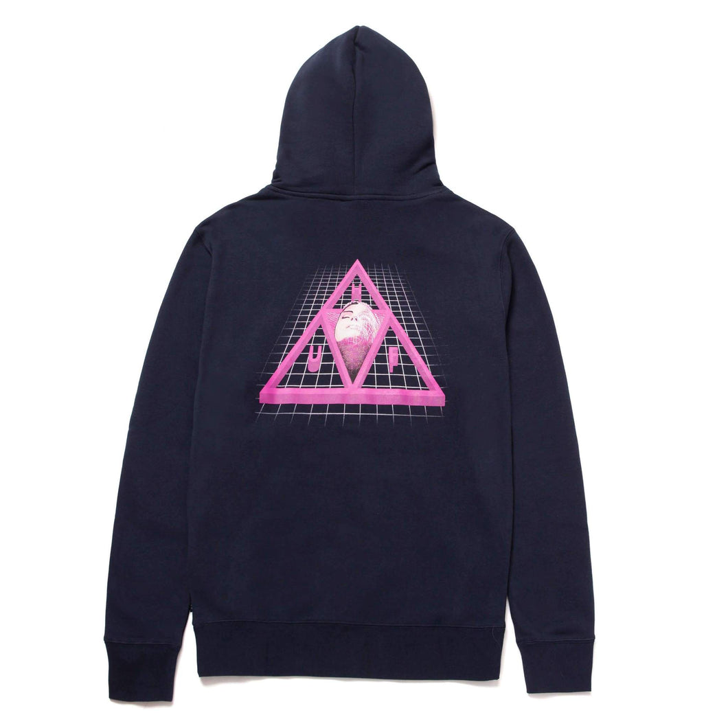 Huf Digital Dream TT Hoodie Navy Blazer