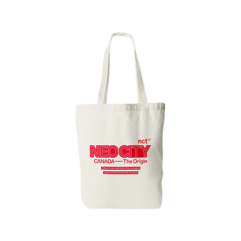 NCT 127 NEO CITY CANADA ECO BAG